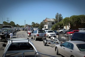 Trailer Boat Sales effected by Queues