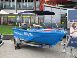 Polycraft Challenger 4.1m (40hp Outboard)