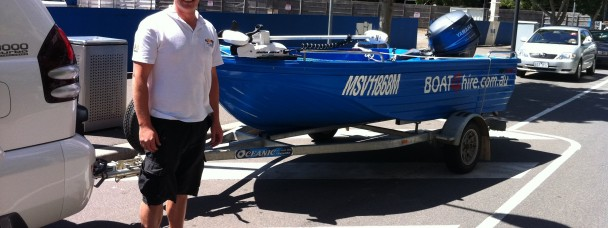 Boat Hire Geelong
