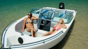 Bow Rider 5.3 Speed Boat Hire Melbourne