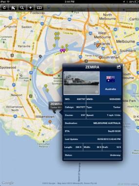 iPad Marine Apps