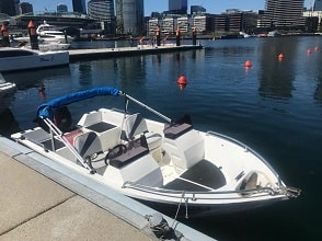 boat rental melbourne