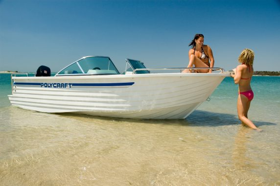melbourne speed boat hire