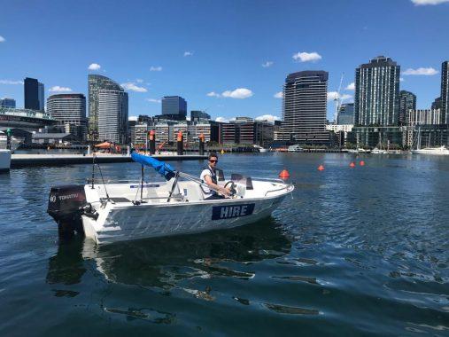 polycraft boat rental melbourne