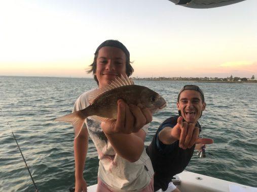 snapper fishing boat rental melbourne