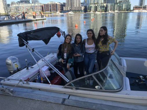 melbourne boat rental