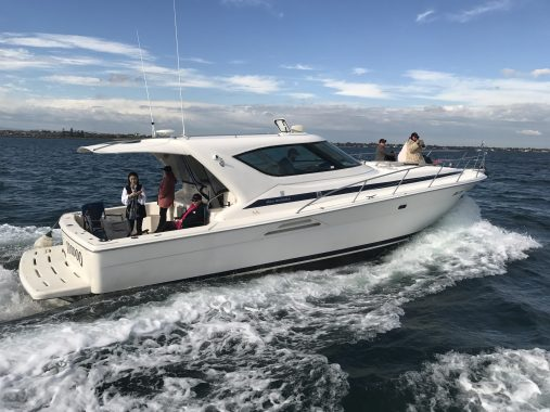 private boat charter melbourne
